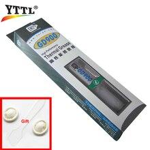 Yttl GD 30 г Серый GD900 высокая производительность Термальность смазочная паста Led теплоотвода соединение PS3 PS4 Процессор кулер вентилятор BX30