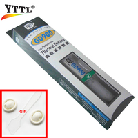 GD Brand 30g High Performance Gray GD900 Thermal Conductive Compound Grease Paste Silicone Heatsink Compound BX30