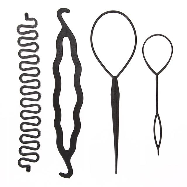 Magic Hair Styling Tools Set