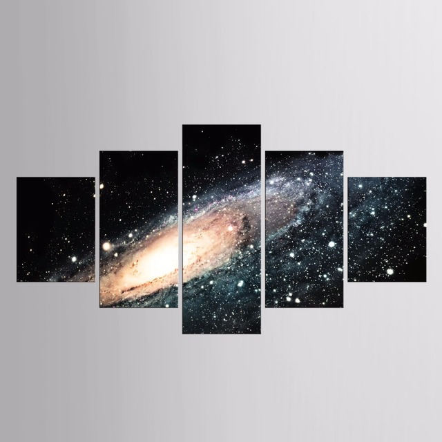 Wholesale Framed 5 Panel Large HD Printed Starter poster Painting ...