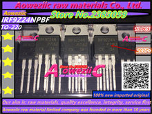 Aoweziic 2017+ 100% new imported original IRF9Z24NPBF IRF9Z24N F9Z24N TO-220 P channel 12A 55V welder common FET