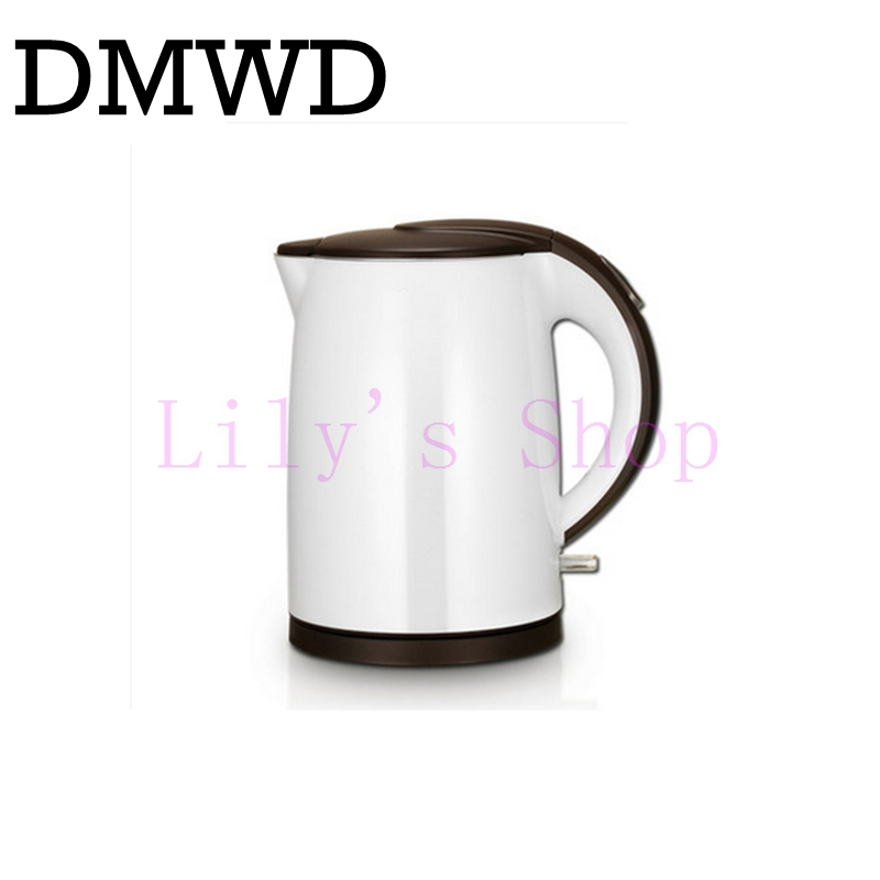 Electric kettle 304 stainless steel teapot hot water heating kettle insulation household Anti Dry Boiling bottle 1800W 220V 1.5L adriatica часы adriatica 8161 1213q коллекция gents