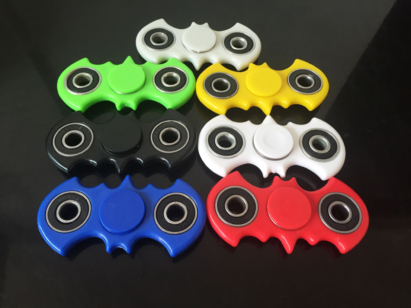 NEW Hand Spinner batman fidget spinner stress cube Torqbar Brass Hand Spinners Focus KeepToy and ADHD