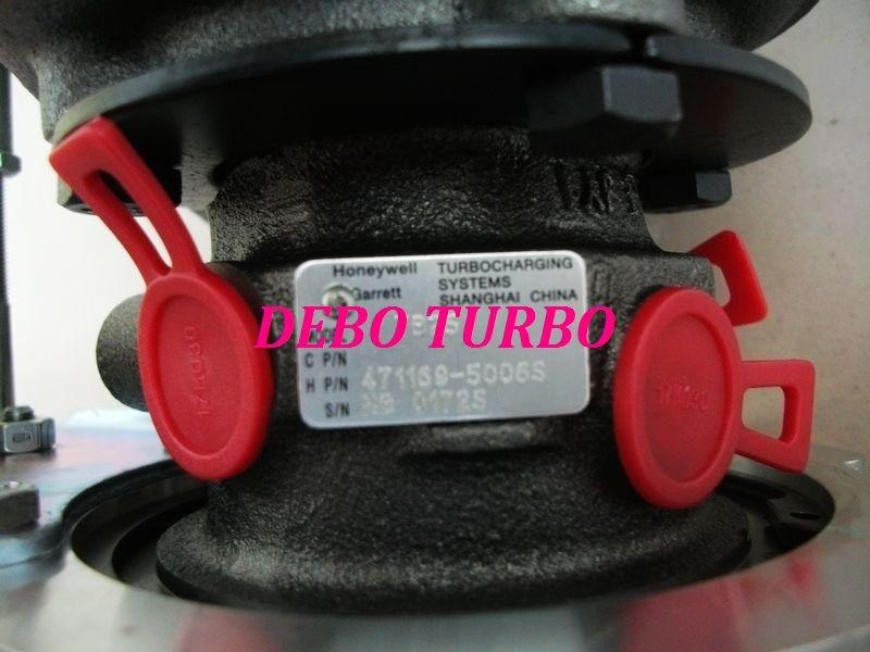 NUEVO GENUINO TB25 471169-5006 1118300TC Turbo Turbocompresor para - Autopartes - foto 2