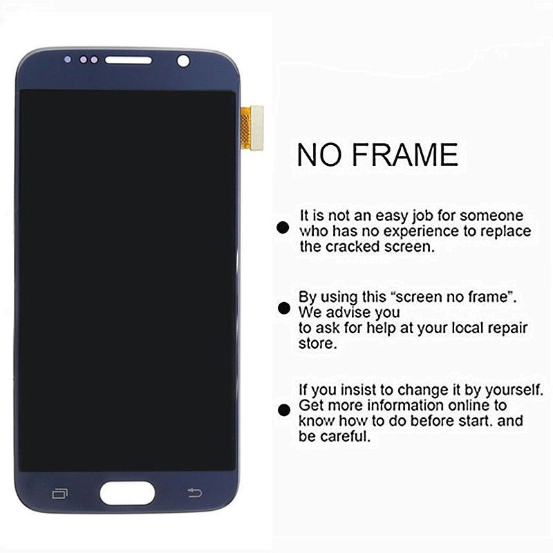 Sinbeda Super AMOLED LCD For Samsung Galaxy S6 LCD Display Touch Screen Digitizer Assembly For Galaxy S6 G920F G920A G920T LCDSinbeda Super AMOLED LCD For Samsung Galaxy S6 LCD Display Touch Screen Digitizer Assembly For Galaxy S6 G920F G920A G920T LCD