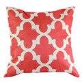 New Geometric Square Pillow Case Pillowcase 8 Kinds Simple Style Cotton Linen Throw Pillow Case Cover 43cm*43cm Home Textiles