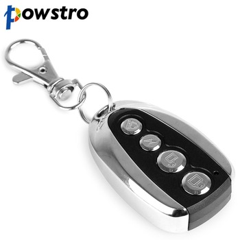 Universal ABCD Key Control 433.92MHZ Remote Cloning 4 Channel Auto Car Garage Door Duplicator Rolling Code For Auto Car Garage magnetic attraction bluetooth earphone headset waterproof sports 4.2
