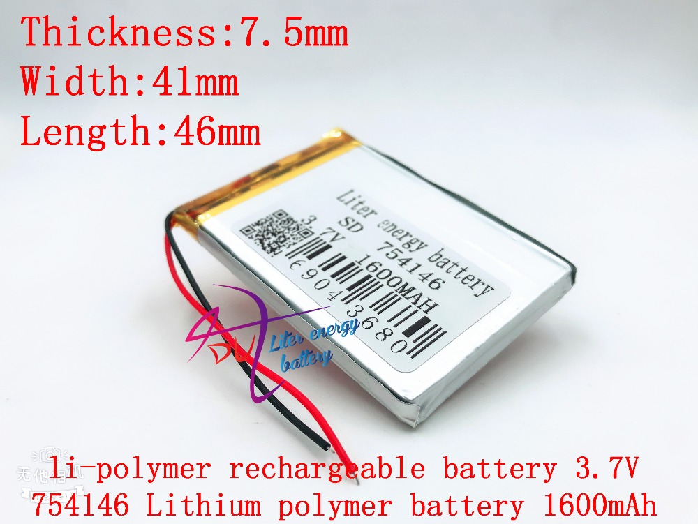 Batteries Power Source 100% Quality Li-po 3.7 V 805060 Lithium-ion Polymer Battery 3000 Mah Vehicle Traveling Data Recorder Led Speakers Toys