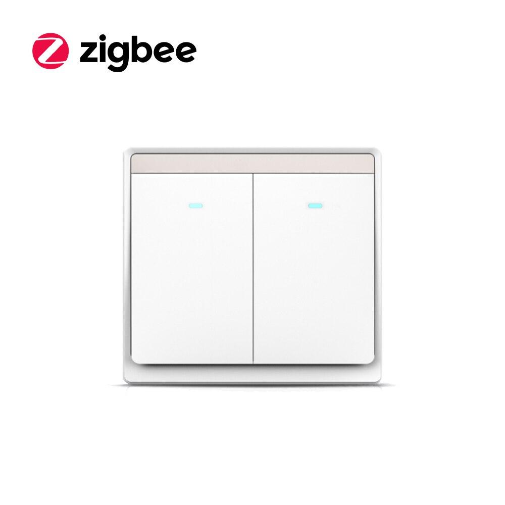 Smart Home System Zigbee Smart Wall Switch 2018 orvibo geekrav zigbee smart switch zero