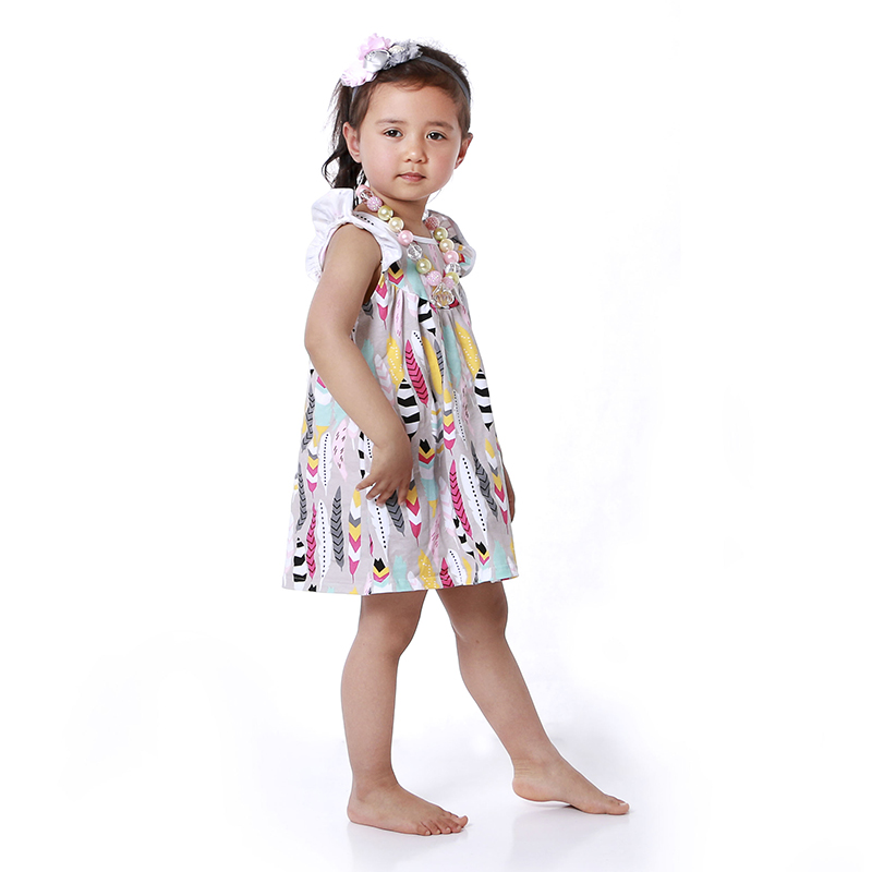 Kaiya Angel Baby Dresses Summer Boutique Girls Clothes ...