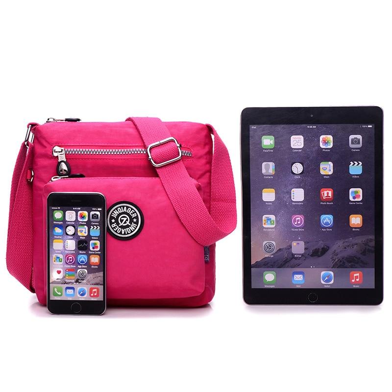 Hot Sale Handbag Women Messenger Bags for Women Bag Waterproof Nylon Ladies Shoulder Crossbody Bags sac a main bolsa feminina