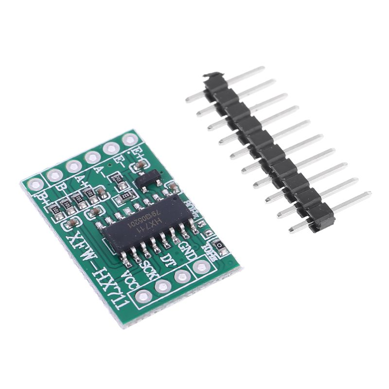 Load Cell 5KG Amplifier HX711 Breakout Digital Portable Kitchen Scale  Weight Sensor AD Module Weighing for Arduino Raspberry Pi
