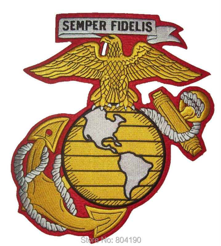 Popular Marine Corps Logo-Buy Cheap Marine Corps Logo lots ...