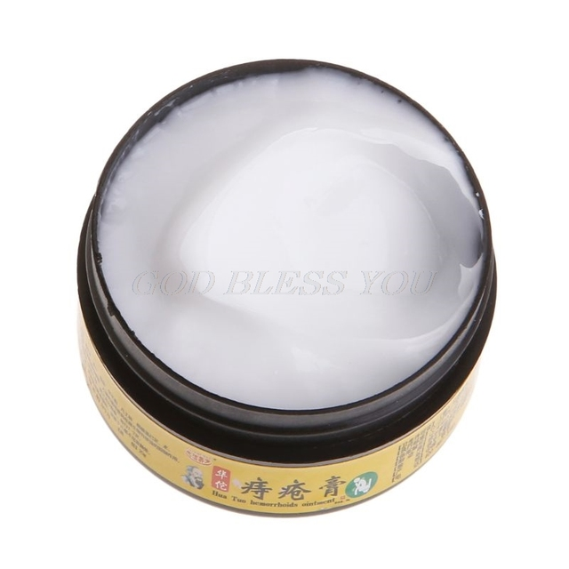 25g Chinese Herbal Extracts Hemorrhoids Cream Ointment Internal External Piles Drop Shipping 3