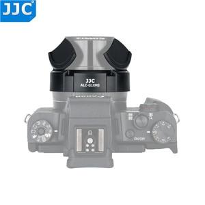 Image 5 - Jjc専用自動開閉するレンズキャップレンズプロテクターキヤノンのpowershot G1Xマークiii G1X M3 デジタルカメラ自動レンズキャップ