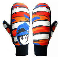 Free Shipping 2015 New Style Windproof Warm Skiing Gloves Winter Gloves Outdoor Sport Gloves Unisex