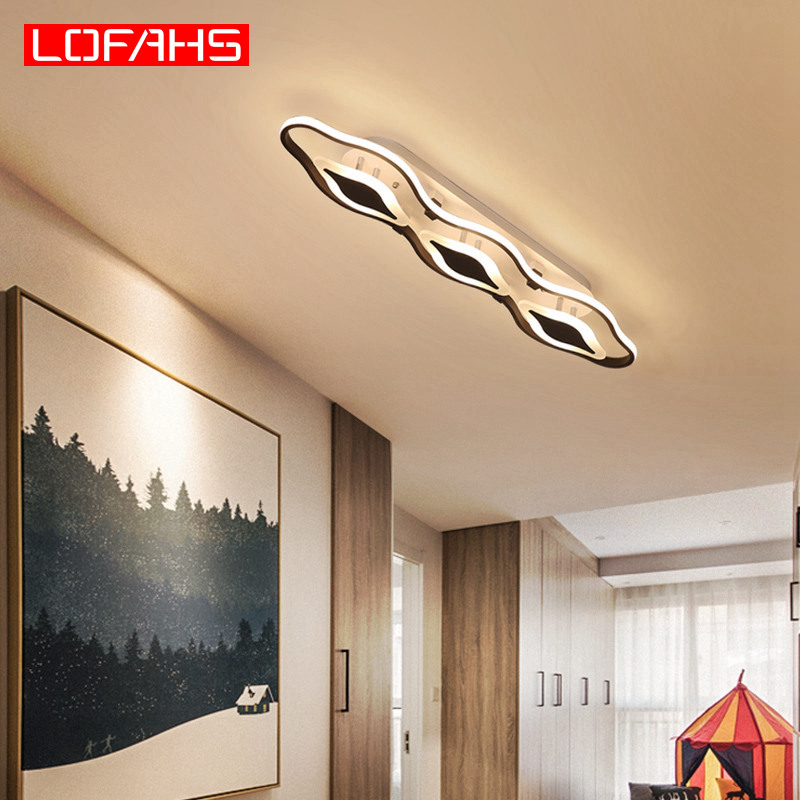 LOFAHS Modern acrylic Vintage LED ceiling light deco salon ...