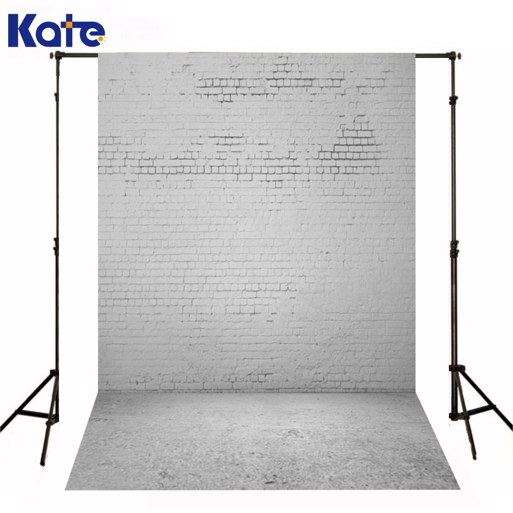 Kate Background Photography Newborn Baby White Brick Wall Background Rough Old Floor Photography Background Studio 300cm 200cm about 10ft 6 5ft fundo coco coastal skyline3d baby photography backdrop background lk 1896
