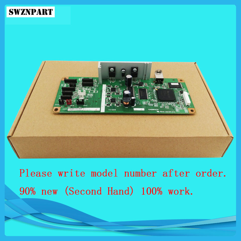 Formatter Board For Epson L1300 ME1100 T1100 T1110 B1100 W1100 1100 212497004 2124971 2124970 used formatter board logic main board for epson l1300 me1100 t1100 t1110 b1100 w1100 1100 pca assy mainboard mother board