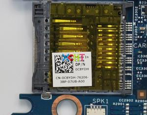 Image 4 - עבור Dell 7537 CN 0C8YDH 0C8YDH C8YDH DOH50 12311 2 48.47L01.021 W SR16Z I7 4500U מעבד DDR3L מחשב נייד האם Mainboard נבדק