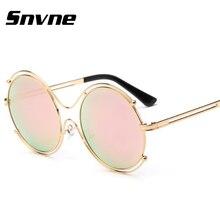 Snvne gafas de Sol Retro gafas de sol para hombres mujeres Marca de diseño gafas de sol oculos feminino hombre masculino KK517