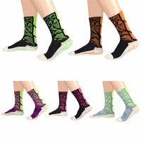 VESSOS Men soccer socks women sports basketball socks cotton soccer compression tube socks thick towel bottom cycling socks