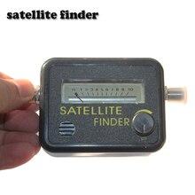 Herramienta Satellite Finder Medidor de Señal FTA LNB DIRECTV Pointer SATV Satélite satfinder Metros localizador de Red de Antena Parabólica