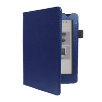 Ultra Slim Thin PU Leather EBook Case For Kobo Aura Edition 2 Cover Magnet Flip 6