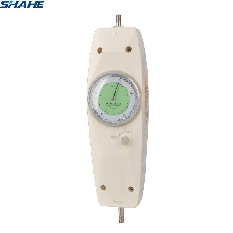 shahe NLB analog Push Pull Force Gauge Dynamometer Force Gauge Tester Meter froce measuring instrucment