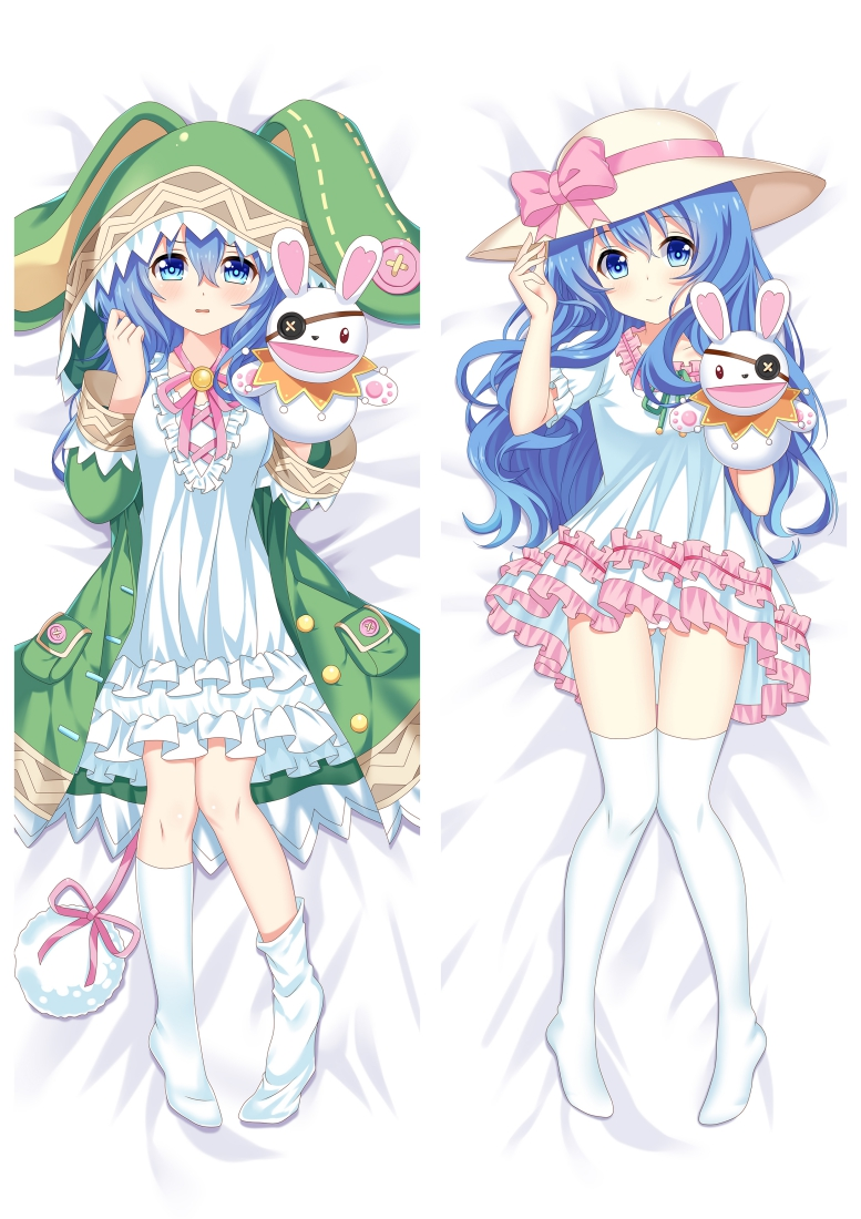 Anime DATE A LIVE Yoshino Home Decor Poster Wall Scroll 150X50CM Hugging body