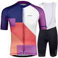 Fietskleding wielrennen zomer heren набор RUNCHITA 2019 Pro велосипедная футболка комплект с коротким рукавом equipacion ciclismo verano hombre