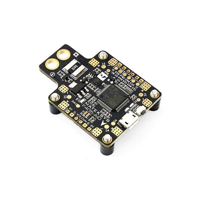 Matek Systems BetaFlight F405-AIO Built-in PDB 5V/2A 9V/2A Dual BECSTM32F405 Flight Controller For RC Toys Multirotor