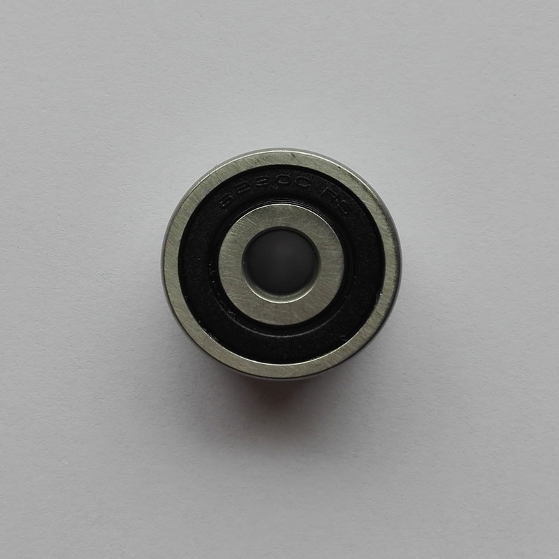 1 pieces Miniature deep groove ball bearing 62317-2RS 62317 2RS size: 85X180X60MM 100pcs 6700 2rs 6700 6700rs 6700 2rz chrome steel bearing gcr15 deep groove ball bearing 10x15x4mm