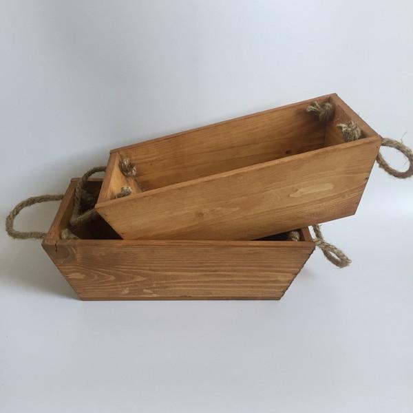 unidslote dxwxhcm jardineras de madera al por mayor de madera cajas de flores