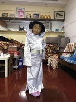 105 145CM STAR WARS Cosplay Alderaan Princess Leia Organa Solo Costume Adult Child Cosplay Dresses