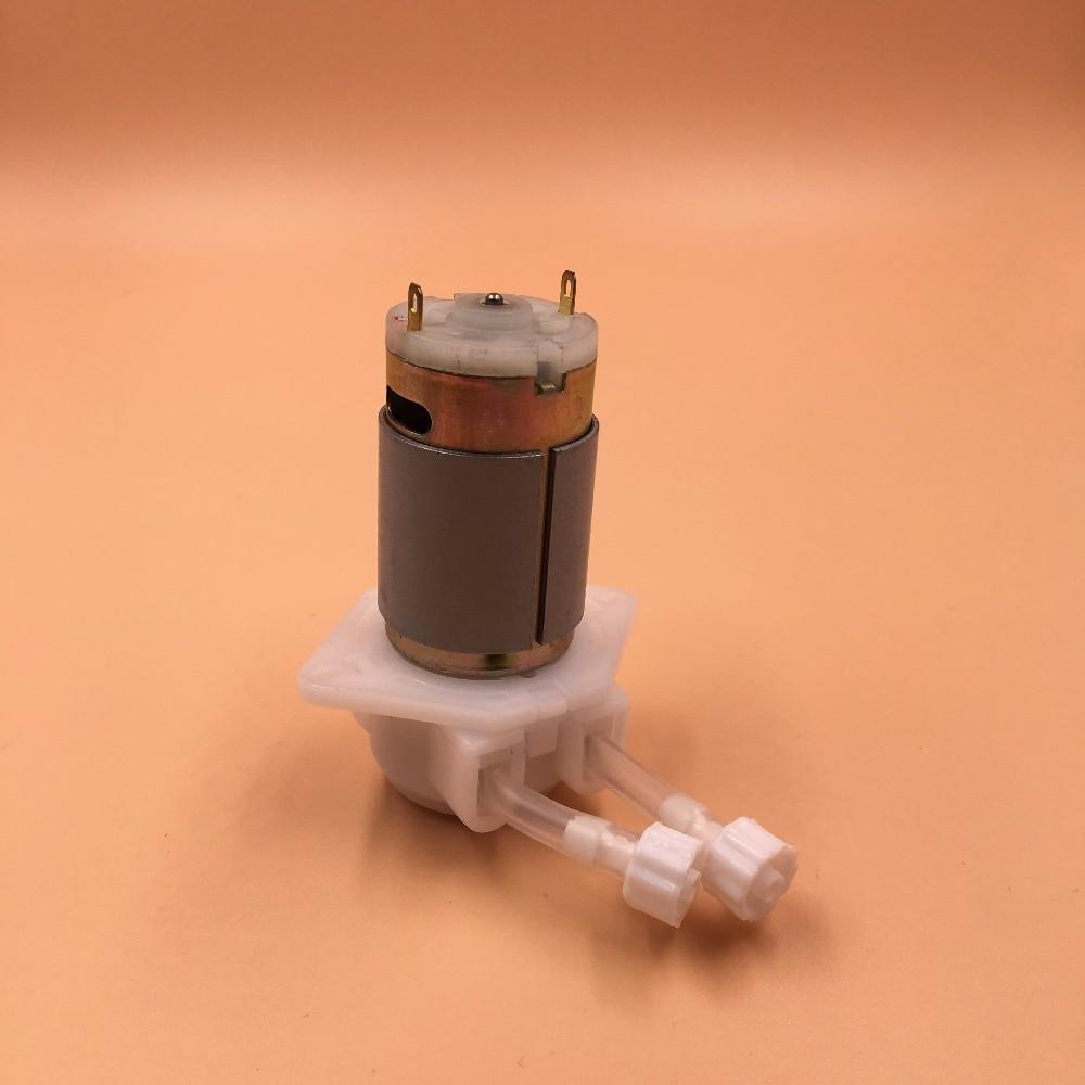 For infiniti pump 100-150ml/min 3.6W for Allwin Zhongye Xenons Human printer liquid pump crepping pump peristaltic pump industrial peristaltic pump n6 3l 0 211 3600 ml min 0 1 600 rpm rs485