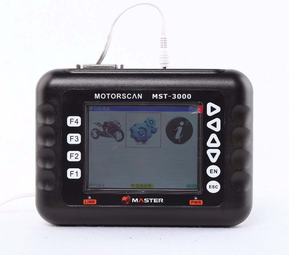 US $456 0 |Universal Motorcycle Fault Diagnostic Scanner MST 3000 motorbike  Scan Tool Motorcycle ECU Reset Tool-in Code Readers & Scan Tools from