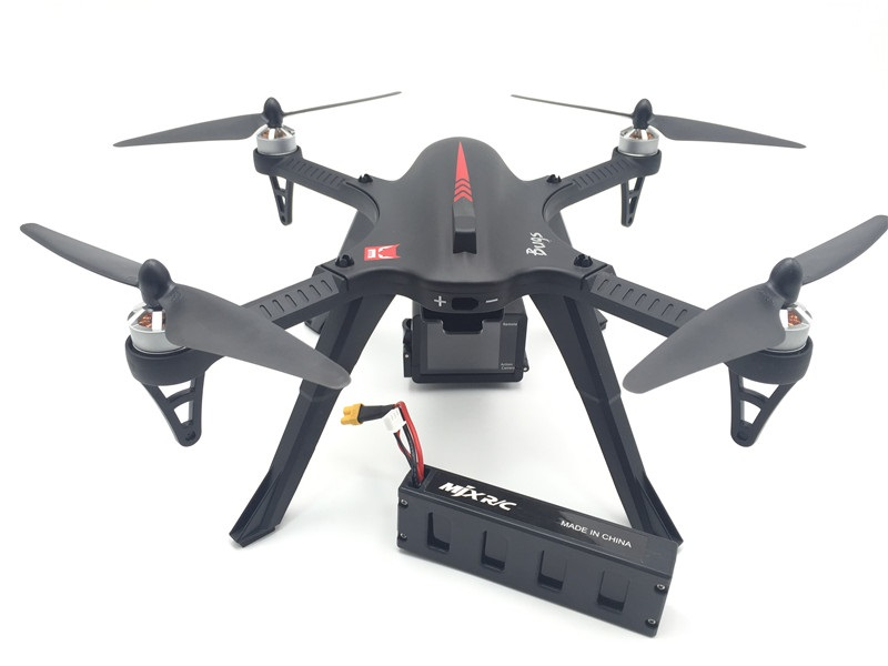 MJX Bugs 3 B3 RC Quadcopter Brushless Motor 2.4G 6-Axis Gyro Drone With H9R 4K Camera Professional Dron Helicopter 8