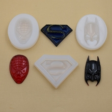 Silicone Mold heroes Resin Mould handmade DIY Jewelry Making epoxy resin molds