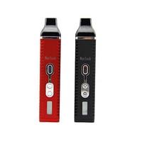 Droge Kruid Vaporizer Elektronische Sigaret Kit Kruiden Vaporizer Pen Vape Droge Wax E Sigaret 2200 mAh Elektronische Vaping Damp Tank
