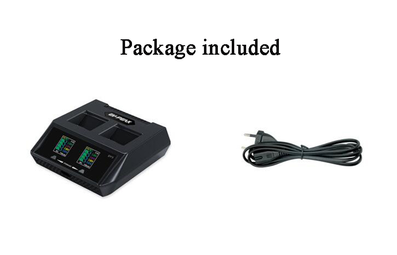 DY3 For YUNEEC H480 Typhoon H Battery Remote Controller 2in1 Lipo Charger 70W 6Ax2 LiHV   w/ USB Safe Fast Charge