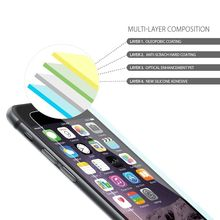 """2pcs/9H Tempered Glass For iPhone 7 7 Plus HD Screen Protective Film Front Slim Clear Case Cover 4.7"""" 5.5"""" inch"""