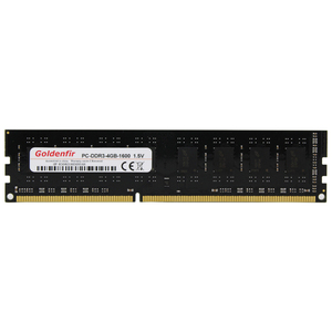 Image 3 - Goldenfir DIMM זיכרון Ram DDR3 8 gb/4 gb/2 gb 1600 PC3 12800 זיכרון Ram עבור אינטל ו AMD שולחן העבודה תואם ddr 3 1333 Ram