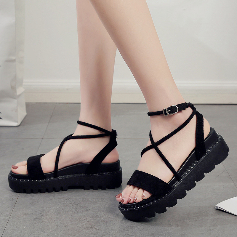Buy korean fashion sandal and get free shipping on AliExpress.com f60e1f9b2405