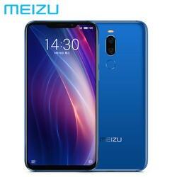 """Глобальная версия MEIZU X8 4 г LTE мобильный телефон 6 ГБ 128 Snapdragon710 OctaCore 6,15 """"1080x2220 p Dual SIM 20MP уход за кожей лица разблокировать Android 8"""