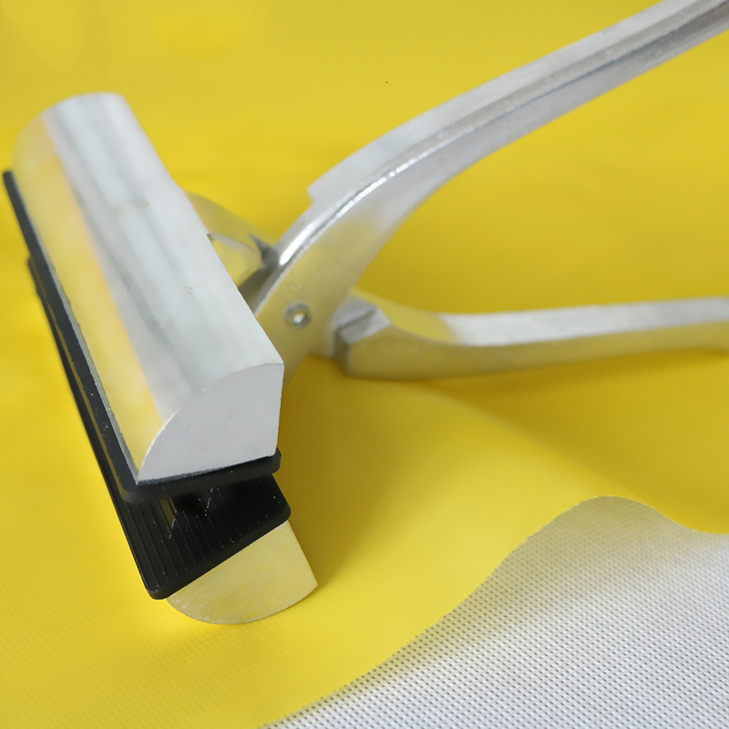 Cast Aluminium Silk Screen Printing Clamp Clip Pull Mesh Pliers Equipment Silkscreen Printing Frame Tools