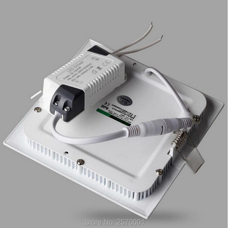 (10 UNIDS / LOTE) 3 años de garantía 3W 4W 6W 9W 12W 15W 18W 24W - Iluminación LED - foto 3