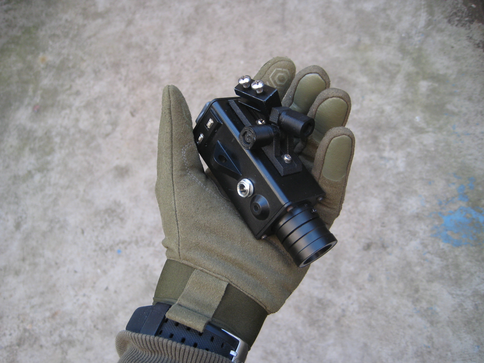 E&M SEQ Separating Night Vision Helmet Day Night Goggles Binoculars Separation Common Device Tactical Night Vision
