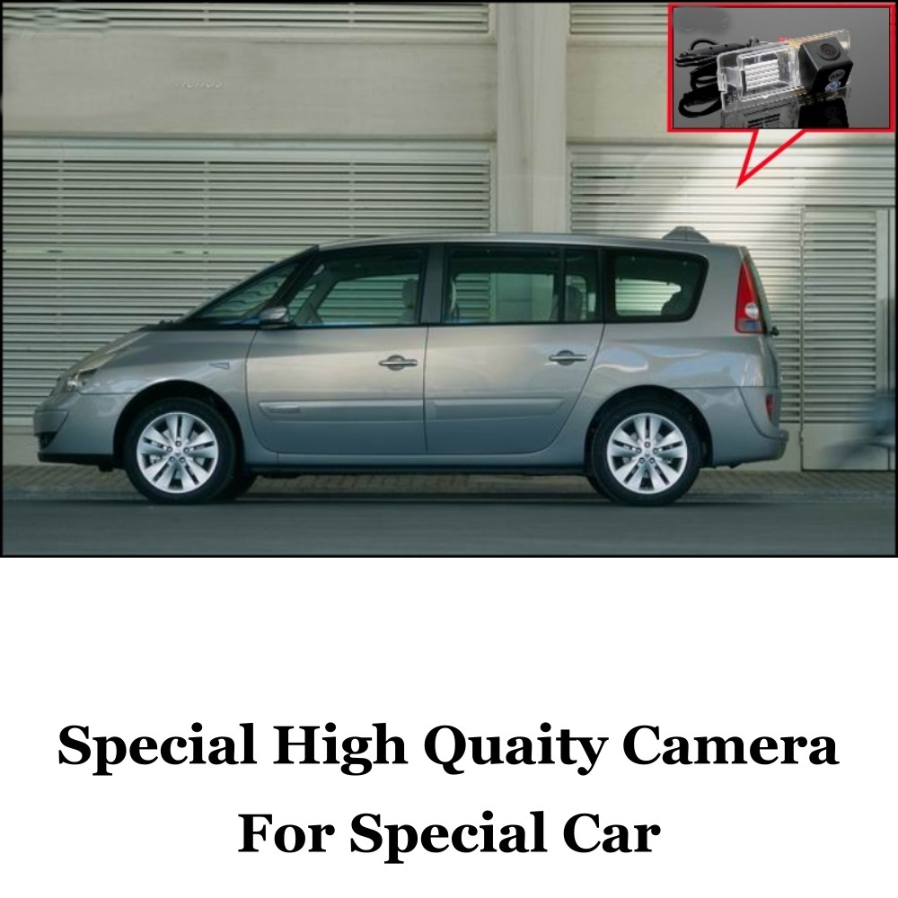 Car Camera For Renault Espace 4 VI High Quality Rear View Back Up Camera Friends Use  CCD + RCA Car