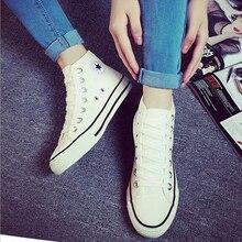 ทุกสีสีขาวดาวดวงใหม่ในช่วงฤดูร้อนผู้หญิงรองเท้าลำลองแบรนด์จีนคลาสสิกรองเท้าผ้าใบZ Apatillas Mujeresซูเปอร์สตารองเท้าสมดุล